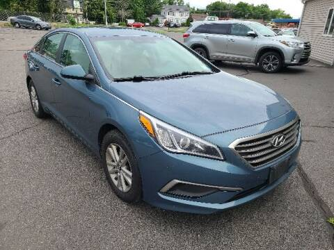 2016 Hyundai Sonata for sale at BETTER BUYS AUTO INC in East Windsor CT