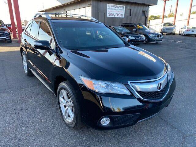 2013 Acura RDX for sale at JQ Motorsports East in Tucson AZ