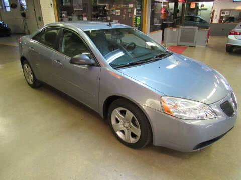 2009 Pontiac G6 for sale at Arnold Motor Company in Houston PA