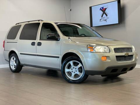 2007 Chevrolet Uplander for sale at TX Auto Group in Houston TX