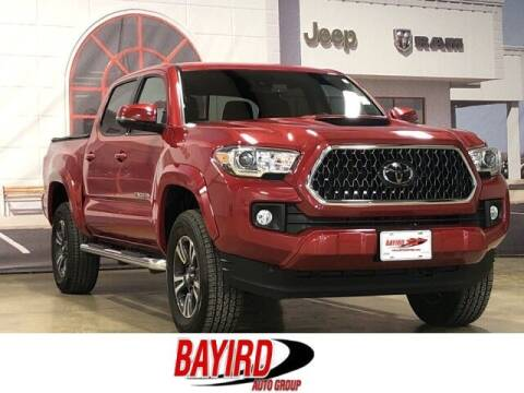 2018 Toyota Tacoma for sale at Bayird Truck Center in Paragould AR