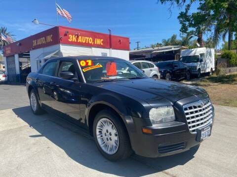 2007 Chrysler 300 for sale at 3K Auto in Escondido CA