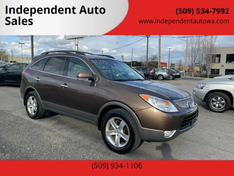 2011 Hyundai Veracruz for sale at Independent Auto Sales #2 in Spokane WA