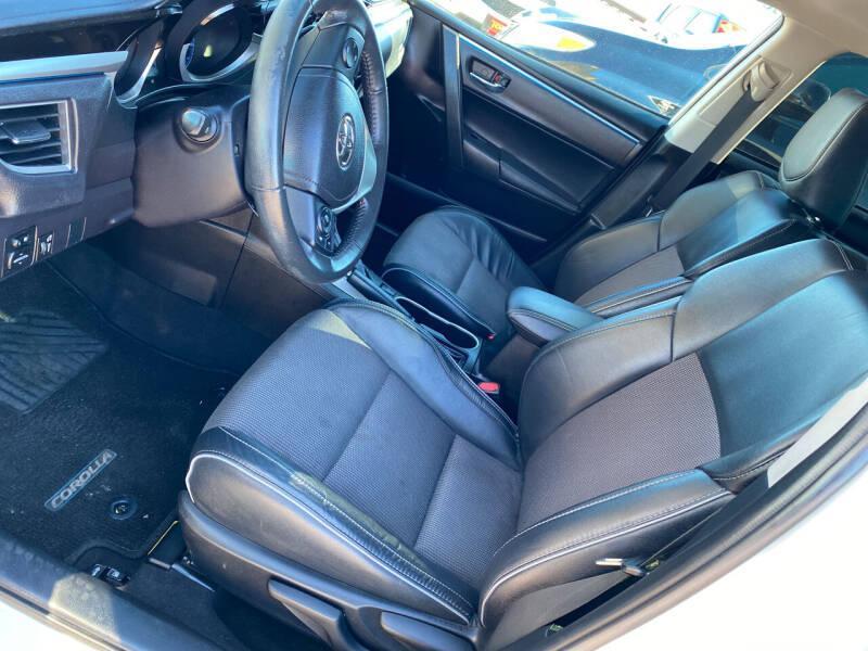 2016 Toyota Corolla S Premium 4dr Sedan - Idaho Falls ID