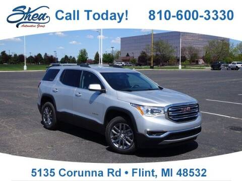 2019 GMC Acadia for sale at Erick's Used Car Factory in Flint MI