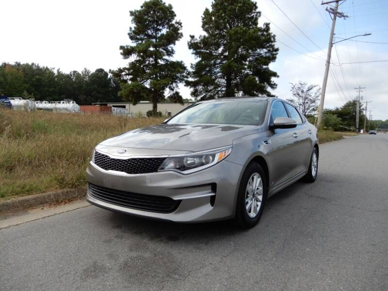 2018 Kia Optima for sale at United Traders Inc. in North Little Rock AR