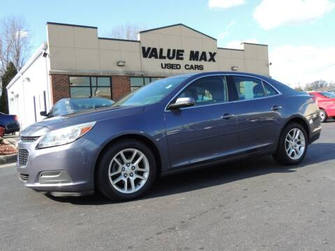 2014 Chevrolet Malibu for sale at ValueMax Used Cars in Greenville NC