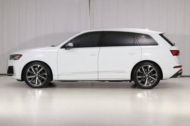 2021 Audi SQ7 for sale in West Chester, PA