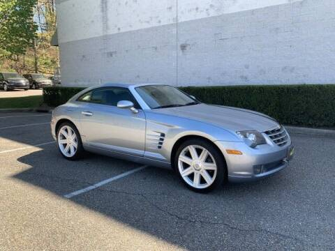 2007 Chrysler Crossfire for sale at Select Auto in Smithtown NY