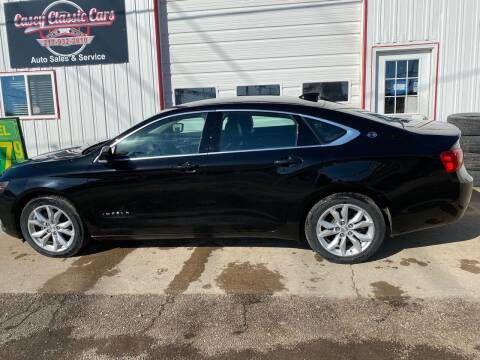 2016 Chevrolet Impala for sale at Casey Classic Cars in Casey IL