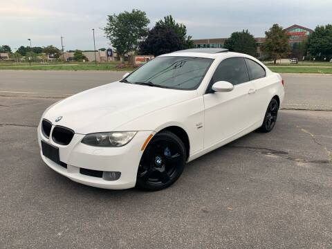 2009 BMW 3 Series for sale at Lux Car Sales in South Easton MA