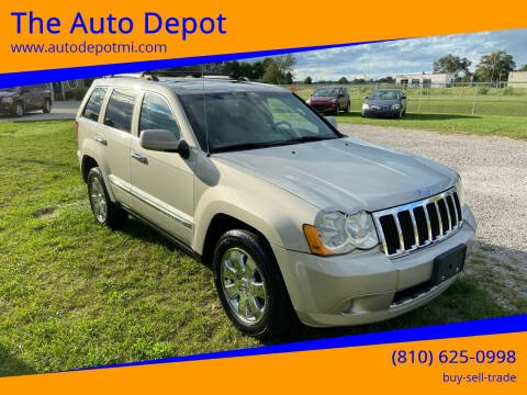 2010 Jeep Grand Cherokee for sale at The Auto Depot in Mount Morris MI