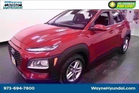 2020 Hyundai Kona for sale at Wayne Hyundai in Wayne NJ