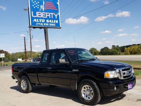 2011 Ford Ranger for sale at Liberty Auto Sales in Merrill IA