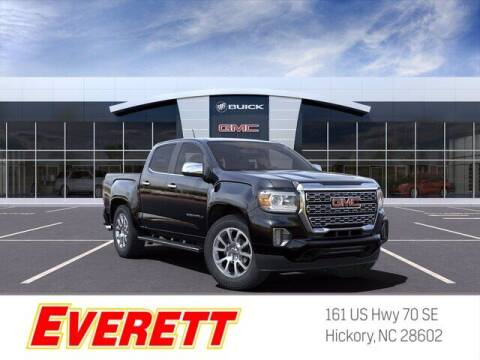 2021 GMC Canyon for sale at Everett Chevrolet Buick GMC in Hickory NC