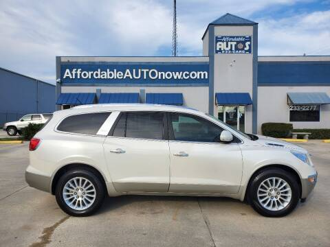 2012 Buick Enclave for sale at Affordable Autos in Houma LA