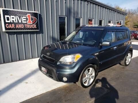 2010 Kia Soul for sale at Drive 1 Car & Truck in Springfield OH