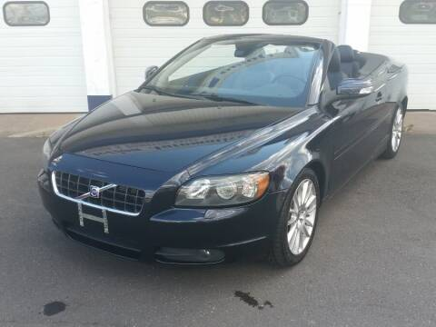2008 Volvo C70 for sale at Action Automotive Inc in Berlin CT