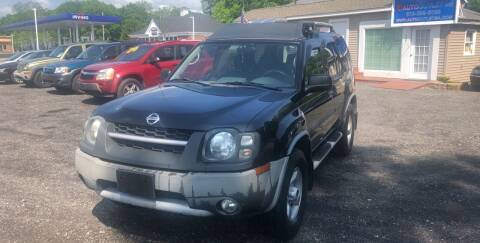 2004 Nissan Xterra for sale at AUTO OUTLET in Taunton MA