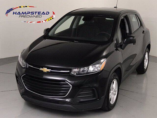 2019 Chevrolet Trax for sale in Hampstead, MD