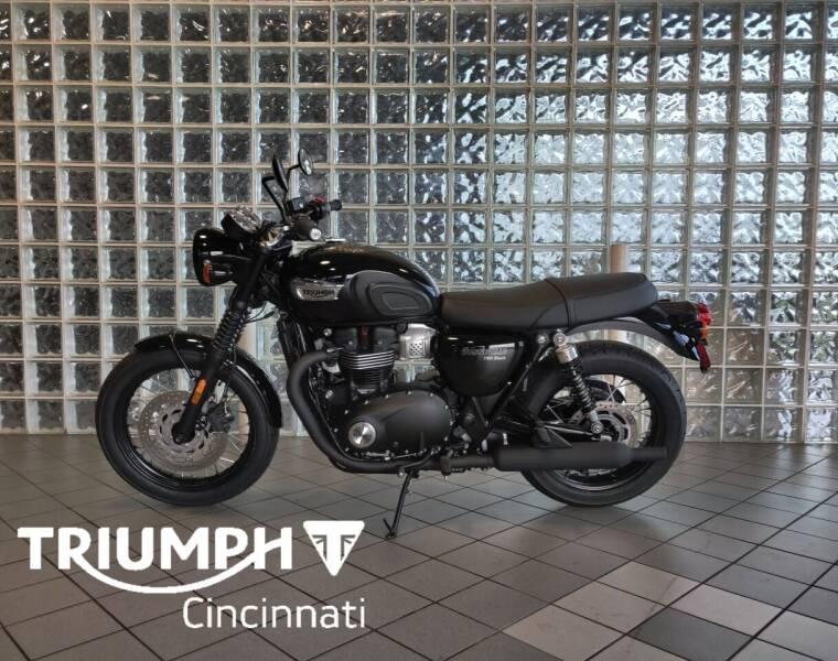 2019 Triumph Bonneville