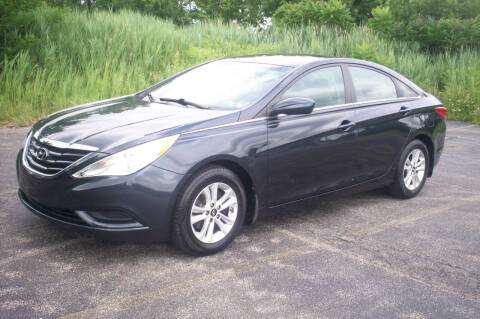 2013 Hyundai Sonata for sale at Action Auto Wholesale - 30521 Euclid Ave. in Willowick OH