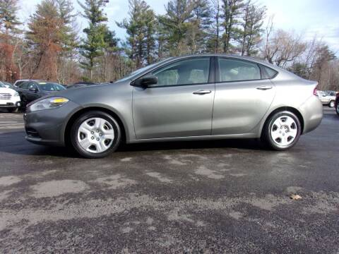 2013 Dodge Dart for sale at Mark's Discount Truck & Auto Sales in Londonderry NH