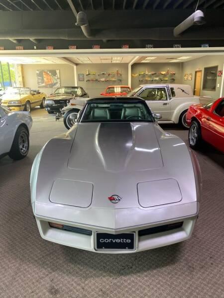 1982 Chevrolet Corvette for sale at MICHAEL'S AUTO SALES in Mount Clemens MI
