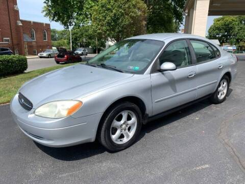 2003 Ford Taurus for sale at On The Circuit Cars & Trucks in York PA
