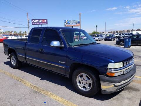 2000 Chevrolet Silverado 1500 for sale at Car Spot in Las Vegas NV