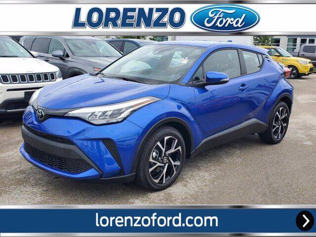 2021 Toyota C-HR for sale at Lorenzo Ford in Homestead FL