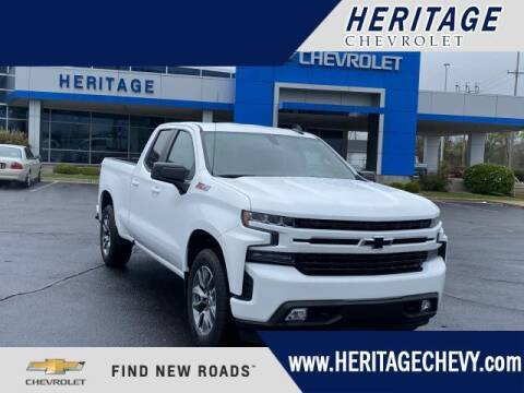 2019 Chevrolet Silverado 1500 for sale at HERITAGE CHEVROLET INC in Creek MI