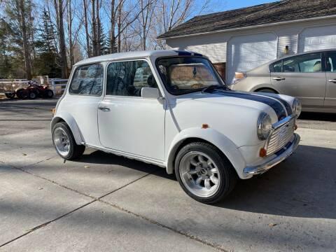 1987 Austin Mini Cooper for sale at ALOTTA AUTO in Rexburg ID