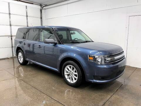 2019 Ford Flex for sale at PARKWAY AUTO in Hudsonville MI