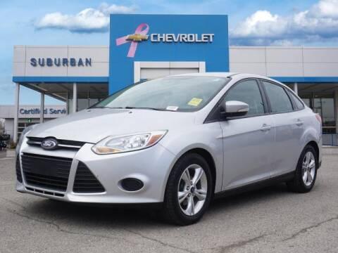 2014 Ford Focus for sale at Suburban Chevrolet of Ann Arbor in Ann Arbor MI