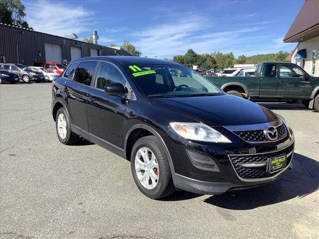 2011 Mazda CX-9 for sale at SHAKER VALLEY AUTO SALES in Enfield NH