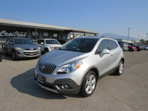 2015 Buick Encore for sale at Central Auto in South Salt Lake UT