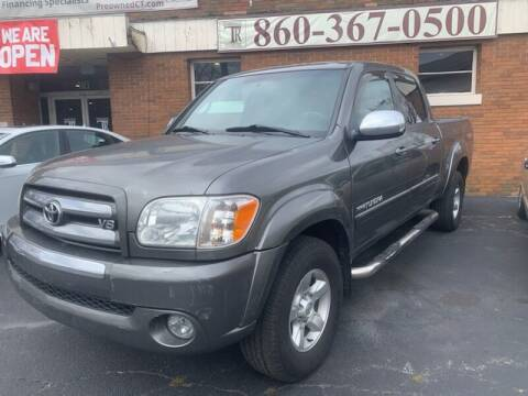 2006 Toyota Tundra for sale at Thames River Motorcars LLC in Uncasville CT