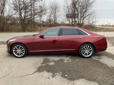 2017 Cadillac CT6 for sale at Elite Auto Plaza in Springfield IL