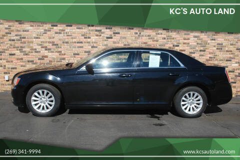 2014 Chrysler 300 for sale at KC'S Auto Land in Kalamazoo MI