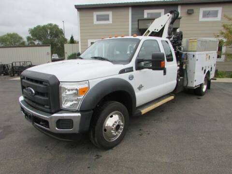 2015 Ford F-550 Super Duty for sale at NorthStar Truck Sales in Saint Cloud MN