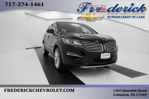 2017 Lincoln MKC for sale at Lancaster Pre-Owned in Lancaster PA