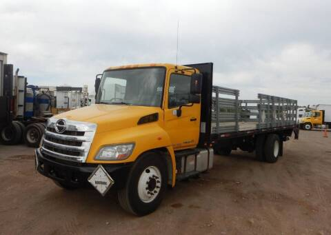2015 Hino 258 for sale at Trucksmart Isuzu in Morrisville PA