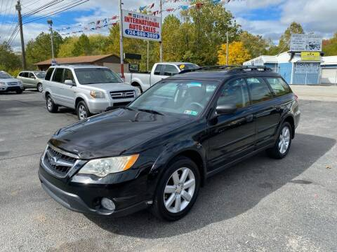2008 Subaru Outback for sale at INTERNATIONAL AUTO SALES LLC in Latrobe PA