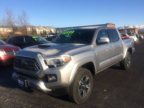 2018 Toyota Tacoma for sale at Delta Car Connection LLC in Anchorage AK
