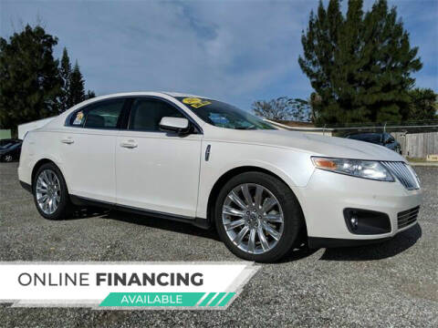 2012 Lincoln MKS for sale at Car Spot Of Central Florida in Melbourne FL