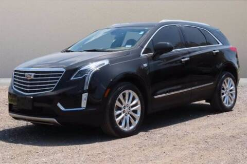 2017 Cadillac XT5 for sale at BIG STAR HYUNDAI in Houston TX