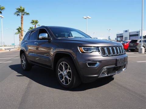 2019 Jeep Grand Cherokee for sale at Gaudin Porsche in Las Vegas NV