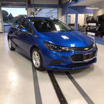 2018 Chevrolet Cruze for sale at Simply Better Auto in Troy NY