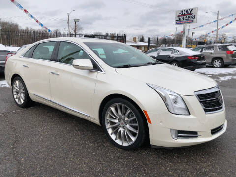 2014 Cadillac XTS for sale at SKY AUTO SALES in Detroit MI
